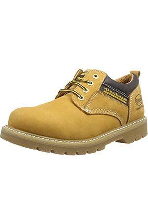 Dockers By Gerli 23da005-300910, Men's Brogue, Yellow (Golden Tan 910)