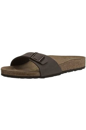 Birkenstock Madrid Unisex-Adults' Sandals (Mocca) - 3.5 UK