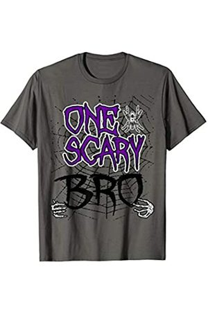Crazy Baby Clothing Scary Cute Halloween Toddler Short Sleeve T-Shirt