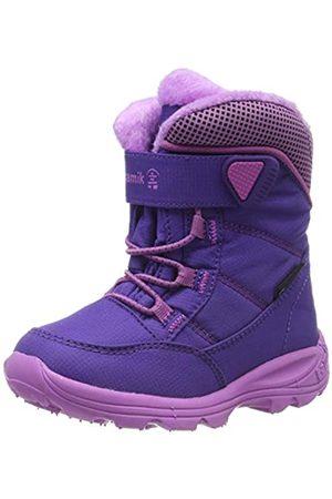 Kamik Unisex Kids' Stance Snow Boots, ( Pur)