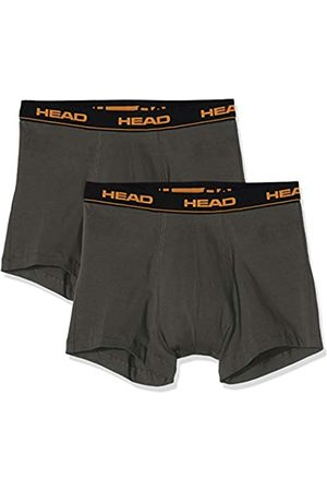 HEAD Men's Basic Boxer 2p Swim Trunks