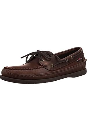 SEBAGO Schooner, Men's Boat Shoes, ( OILED WAXY)