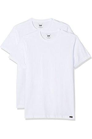 Lee Men's Twin Pack Crew T-Shirt