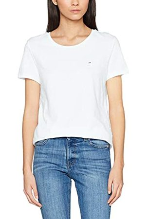Tommy Hilfiger Women's Original Soft Jersey Short Sleeve Crew Neck T-Shirt