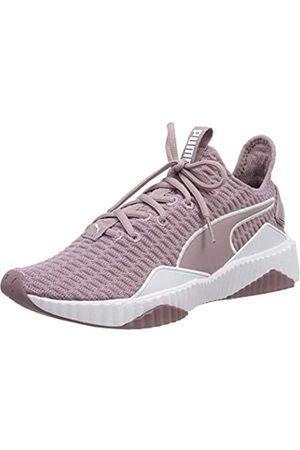 Puma Women's Defy WN's Fitness Shoes, (Elderberry )