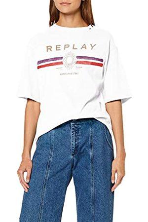 Replay Women's W3233f.000.22662 T-Shirt