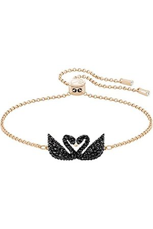 Swarovski Women's Rose-Gold Tone Plated Crystal