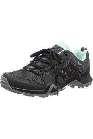 adidas Women's Terrex Ax3 W Fitness Shoes, (Gricin/Negbás/Mencla 000)