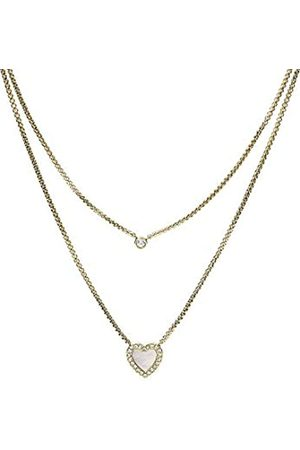 Fossil Women Stainless Steel Pendant Necklace JF03217710