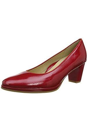 ARA Orly 1213436, Women's Closed-Toe Pumps Closed-Toe Pumps, (Rosso 17)