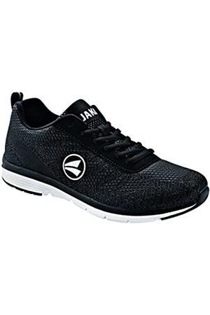 JAKO Men's Striker Low-Top Sneakers, (Schwarz 08)