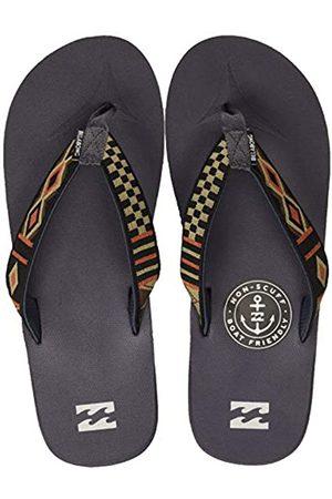 BILLABONG Men's All Day Woven Beach & Pool Shoes, (Charcoal 2061)
