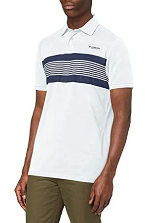 G-Star Men's Memula Stripe Polo Shirt