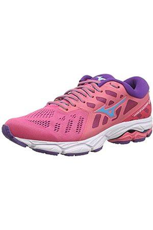Mizuno Women's Wave Ultima 11 Running Shoes, (Camellia Rose/Batoll/Pans 18)