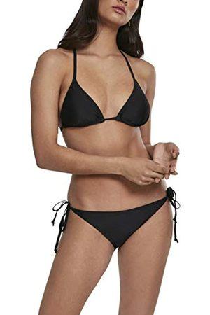 Urban classics Women's Ladies Side Knot Triangle Bikini 00007