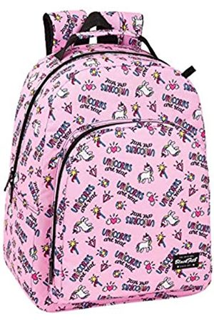 safta School Backpack Blackfit8 Magical Official Adaptable to Car