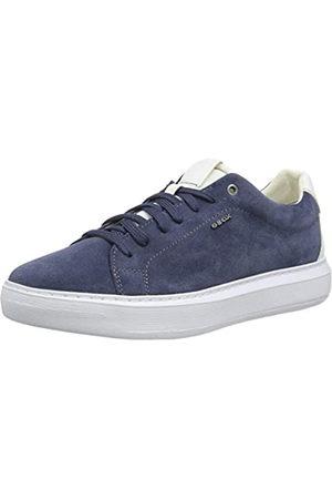 Geox Men's U DEIVEN B Low-Top Sneakers, (Lt Avio C4348)