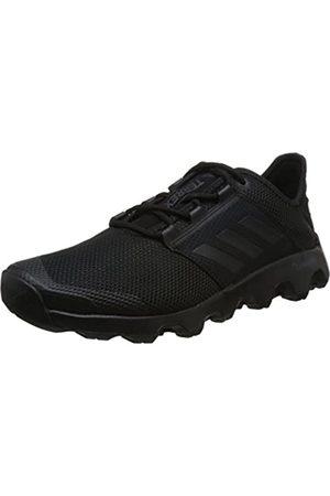 adidas Men's Terrex Climacool Voyager Low Rise Hiking Shoes, (Carbon/Cblack Carbon/Cblack/Carbon)