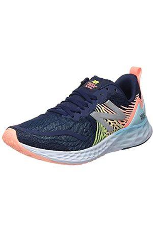 New Balance Women's Fresh Foam Tempo Running Shoes, (Navy Np)