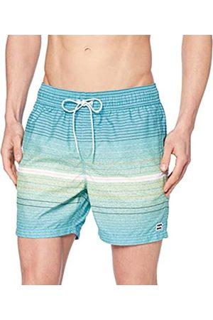 Billabong Men's All Day Stripes Lb Swim Trunks