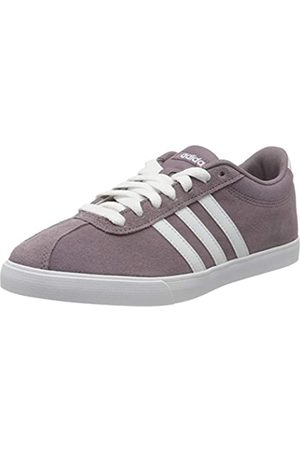 adidas Women's Courtset Tennis Shoe, Legacy /FTWR /Dash Gray