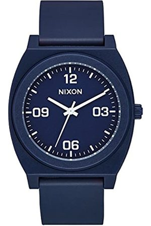 Nixon Mens Analogue Quartz Watch with PU Strap A1248-3010-00