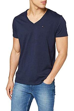 Tommy Jeans Men's Original Jersey Short Sleeve V-Neck T-Shirt