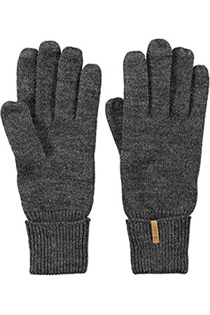 Barts Women's Fine Knitted Gloves (Dark Heather 19)