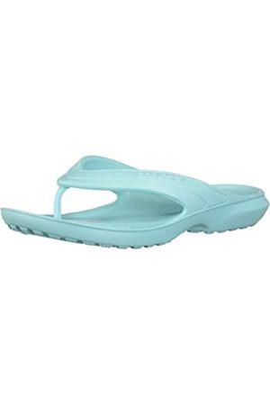 Crocs Unisex Kids' Classic Flip Flops, (Ice 4o9)