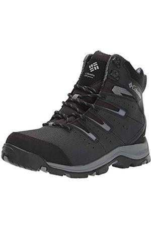 Columbia Men's Gunnison II Omni High Rise Hiking Boot, (Heat- , Ti )