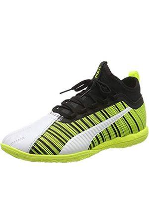 PUMA Unisex Adults ONE 5.3 IT Futsal Shoes, - Alert