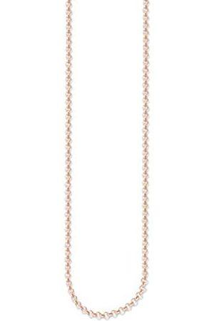 Thomas Sabo KE1219-415-12-S Women's Pea Chain 925 Silver Partially -Plated 45 cm
