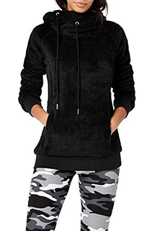 Urban Classics Women's Ladies Long Teddy Hoody Hooded Sweatshirt