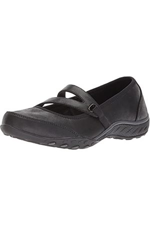 Skechers Women's Breathe-Easy-Calmly Mary Janes, ( Blk)