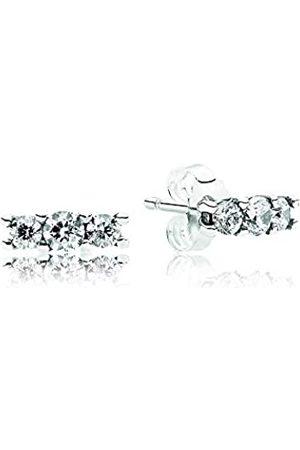 PANDORA Women Silver Stud Earrings - 290725CZ