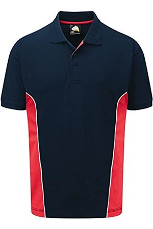 Workwear World WW313 Two Tone Contrast Colour Cotton Rich Work Wear Polo Shirt (Small)