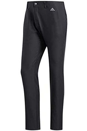 adidas Men's Ultimate 365 3-Stripes Tapered Pants Tracksuit Bottoms, (Negro Dq2206)