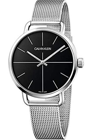 Calvin Klein Unisex Adult Analogue-Digital Quartz Watch with Stainless Steel Strap K7B21121