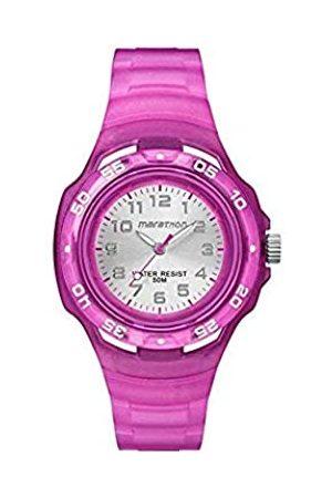 Timex Women's Marathon by Analog Mid-Size TW5M06600