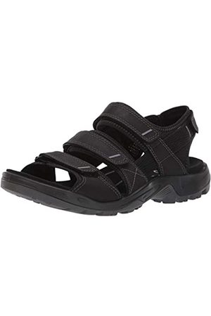 ECCO Offroad, Open Toe Sandals Men's, Nero ( 1001)