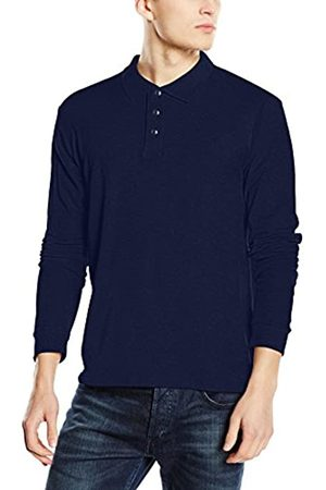 Stedman Apparel Men's Polo Long Sleeve/ST3400 Shirt