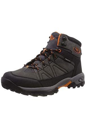 Bruetting Men's Mount Cornwell High Rise Hiking Shoes, Anthrazit/Schwarz/