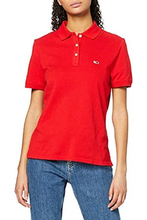 Tommy Jeans Women's TJW Tommy Classics Polo Shirt