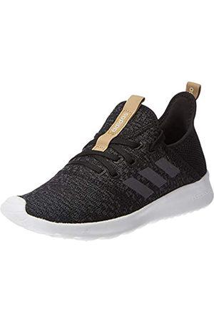 adidas Women's Cloudfoam Pure Fitness Shoes, (Negbás/Gricin/Negbás 000)
