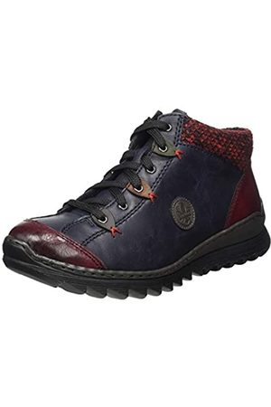 Rieker Women's Herbst/Winter Hi-Top Trainers