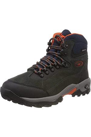 Lico Men's Milan High Rise Hiking Shoes, Anthrazit/