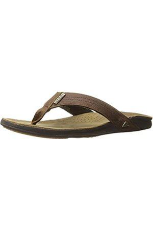 Reef Men's J-Bay Iii Flip Flops, (Camel)