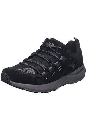 THE NORTH FACE Men's M Mountain Sneaker 2 Low Rise Hiking Boots, (Tnf /Zinc Kz2)