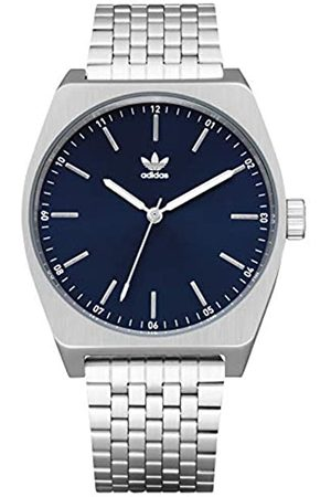 adidas Mens Analogue Quartz Watch with Stainless Steel Strap Z02-2928-00
