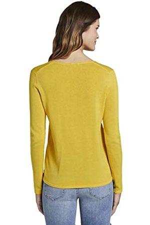 Tom Tailor Women's Basic V-Neck Pullover Sweater